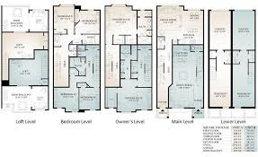 townhouse floor plans. 28+ [ Luxury Townhome Floor Plans ]   Townhomes Regarding Townhouse O