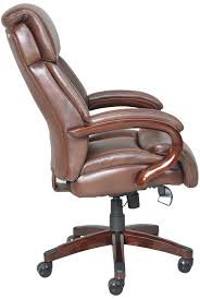 office recliner chairs. Attractive Lazy Boy Desk Chair Regarding La Z Cantania Leather Executive Office Adjustable Arms Recliner Chairs F