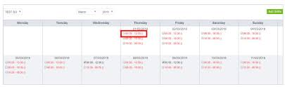 Shift Assignment How To Assign An Operative To A Shift Schedule Guardtek Help Center