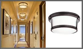 Sconce Hall Lighting Barn Light Electric Blog Flush Mount Lights Are Ideal For Narrow Hallways Blog