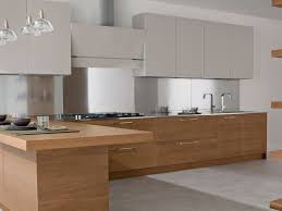 Kitchen  Interesting Contemporary Kitchen Cabinets - Lacquered kitchen cabinets