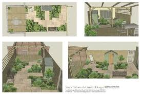 Small Picture A Victorian Terrace Garden Sarah Ashworth Garden Design
