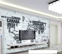 wall mural decal abstract world map wallpaper wall decals wall art print wall mural home decor indoor office wall mural decals