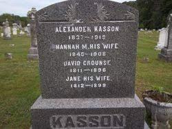 David Crounse (1811-1896) - Find A Grave Memorial