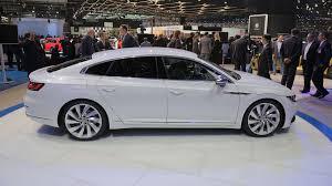 2018 volkswagen sedan. wonderful sedan 2018 vw arteon in geneva  on volkswagen sedan
