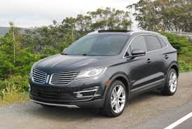 Review: 2015 Lincoln MKC AWD | Car Reviews and news at CarReview.com