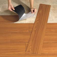 image of lay vinyl flooring planks