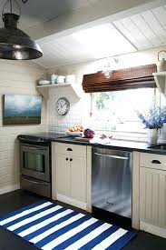 beach house kitchen cabinets best kitchens images on white beachy rugs kitchener news bust