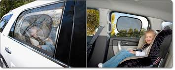 window shades for cars for baby. Plain For EZCling Window Shades Lifestyle Shot Inside For Cars Baby T