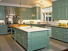 Kitchen Colors Walls Kitchen Teal Kitchen Cabinet With White Wall Color For Retro