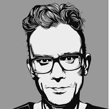 Create A Detailed Vector Art Portrait Black And White