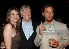 Karen Baldwin, Harold Baldwin and Matthew McConaughey, producers News Photo  - Getty Images