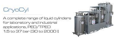 Chart Liquid Cylinders Home