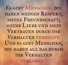 Respekt Verdient Words Lebensweisheiten Sprüche Zitate Und