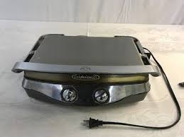 calphalon removable plate nonstick countertop electric grill