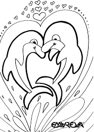 Pictures Of Dolphins To Color And Print Dolphin Coloring Pages