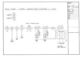pump control panel wiring diagram dolgular com 1 phase submersible pump starter at Single Phase Water Pump Control Panel Wiring Diagram
