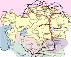 Электроэнергетика Казахстана Угольная энергетика