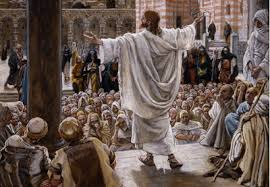 Image result for images of jesus christ proclaiming the gospel