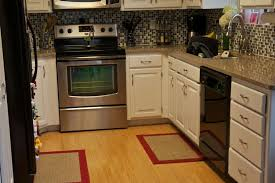 simple kitchen area rugs washable