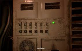 restoring the power to the generator case 405 walkthrough explore the surrounding corridors which will take you to the fuse box shown in picture