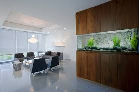 Glamorous Mid Century Modern Fish Tank Pics Decoration Ideas