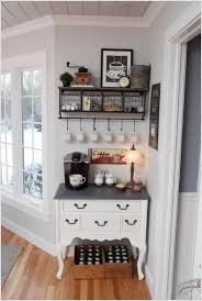 14 cozy country white coffee nook