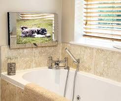 bathroom mirror television bathroom excellent for bathrooms pertaining to bathroom bathrooms with vanishing mirror trump international