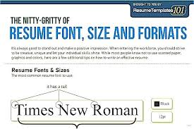 standard font for resume what size font for resume what size font for resume  best fonts