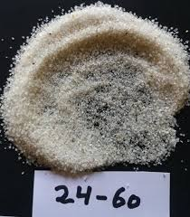 Quartz Granules Silica Granules 24 60 Mesh 0 3 0 6mm