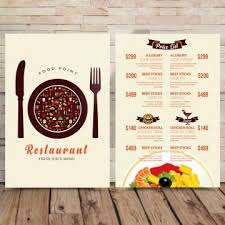 Restaurant Menu Png Vector Psd And Clipart With