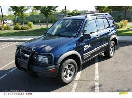 All Chevy » 2001 Chevrolet Tracker Zr2 - Old Chevy Photos ...