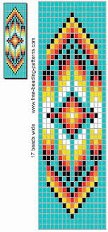 Native American Beadwork Patterns