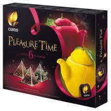Отзыв о Набор чая в пирамидках ассорти <b>Curtis Pleasure Time</b> ...