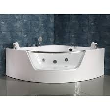 platinum spas sicily 2 person whirlpool bath tub in 2 sizes