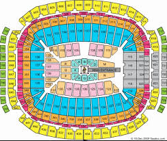 Curious Houston Rodeo Seats Reliant Seating Chart Section