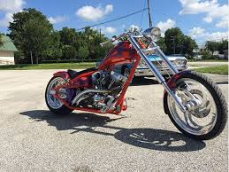 2001 iron works hard tail custom chopper choppers for sale