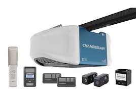 quiet garage door openerGarage Garage Door Opener Chamberlain  Home Garage Ideas