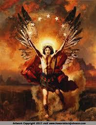 archangel raphael angel art sephoroth tree