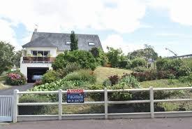 a vendre villa contemporaine 5 pieces 150 m2 vue mer grandc maisy