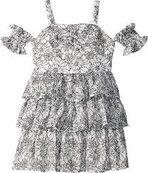 Amazon Com Bardot Junior Girls Ellis Bow Dress Big Kids