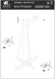<b>Подвесной светодиодный светильник Arte</b> Lamp 42 A9305SP ...