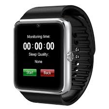 T6 <b>Smart Watch Bluetooth</b> Wrist Watch with Camera For Android ...