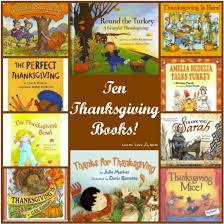 10 Great Thanksgiving Children's Books! - Mom Endeavors