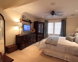 DIY Home Theatre For Small Bedroom Ideas With Antique Furniture Using  Storage And Ceiling Fan
