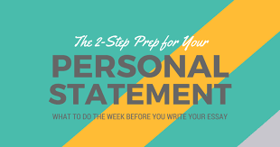 the step prep for your pa school personal statement|be a  prepare to write your pa school personal statement
