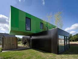 Cargo Box Homes Cargo Container Homes Eco Friendly Crossbox House By Cg