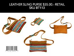 leather sling purse 35 00 retail sku bt113