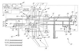 patent us20110147530 auxiliary fuel tank system google patents patent drawing