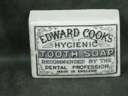 Old Shop Stuff   Old-Pot-Lid---Edward-Cooks-Hygenic-Tooth-Soap for ...